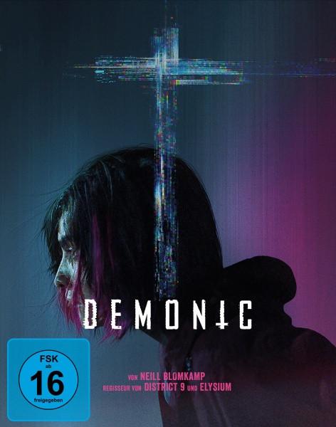 Demonic - Mediabook [Blu-ray+DVD]