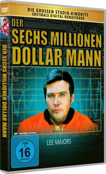 Der 6 Millionen Dollar Mann [DVD]