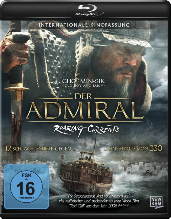 Der Admiral - Roaring Currents [Blu-ray]