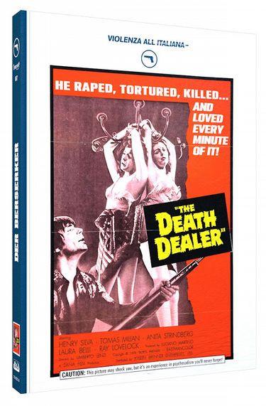 Der Berserker - Limited Mediabook Edition - Cover D [Blu-ray+DVD]
