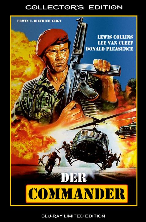 Der Commander - grosse Hartbox [Blu-ray]