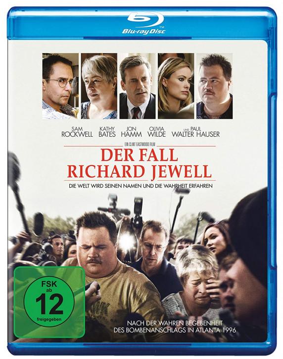 Der Fall Richard Jewell [Blu-ray]
