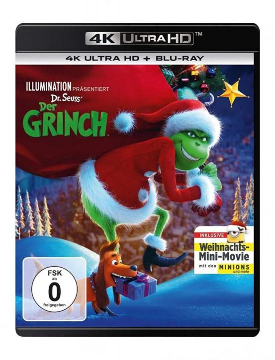 Der Grinch (2018) - Weihnachts-Edition [4K UHD+Blu-ray]