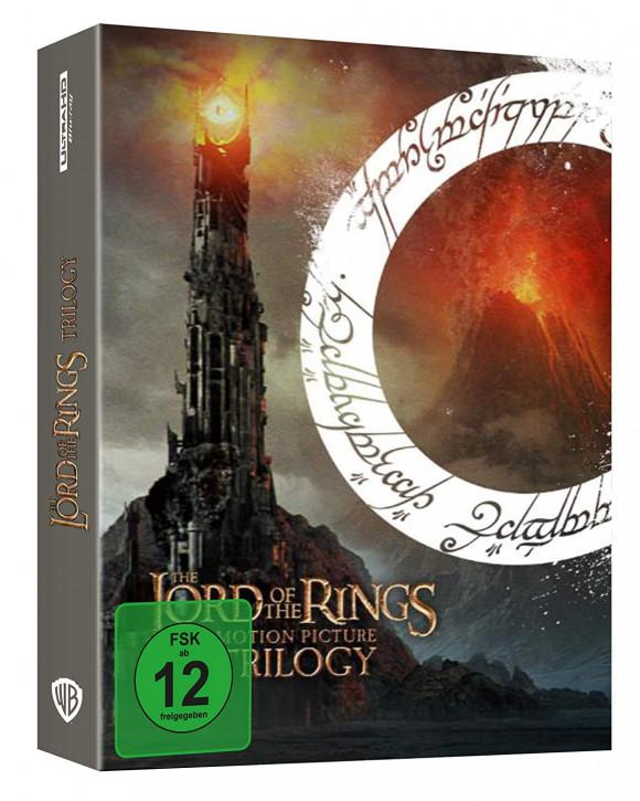 Der Herr der Ringe: Extended Edition Trilogie [4K UHD+Blu-ray]