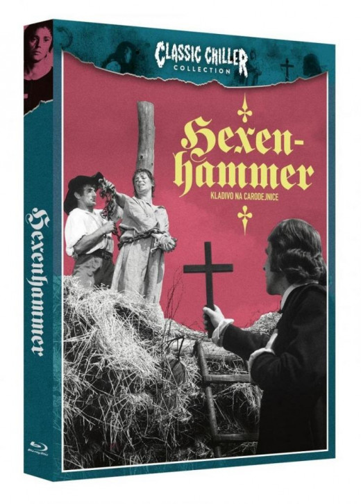 Der Hexenhammer - Classic Chiller Collection [Blu-ray]