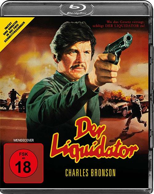Der Liquidator UNCUT (Unrated) [Blu-ray]