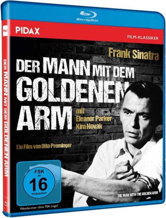 Der Mann mit dem goldenen Arm [Blu-ray]
