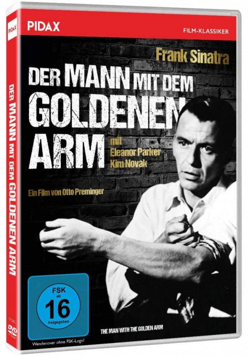 Der Mann mit dem goldenen Arm [DVD]