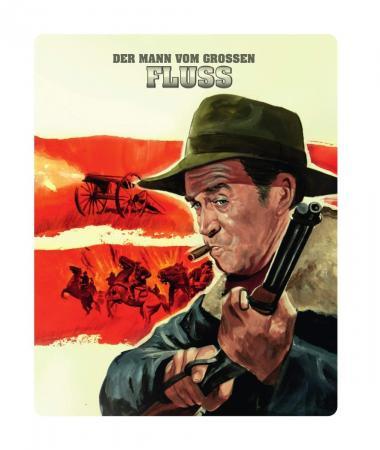 Der Mann vom großen Fluss (Future Pak) [Blu-ray]
