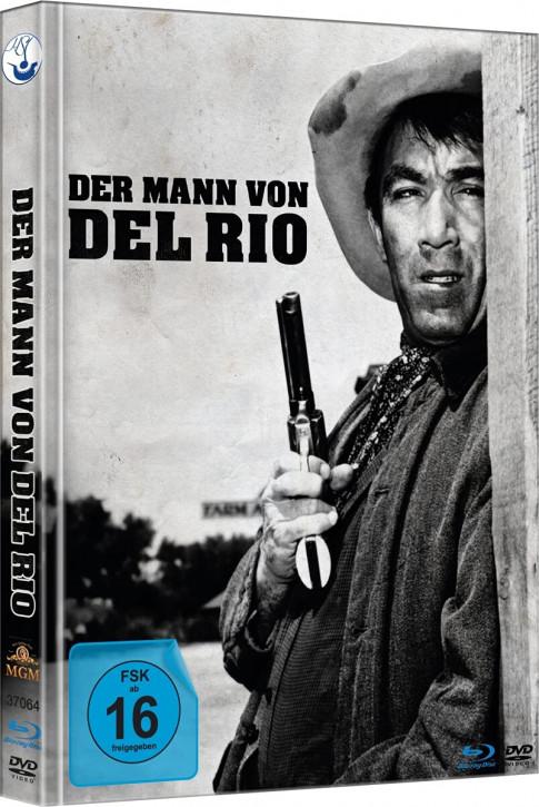 Der Mann von Del Rio - Limited Mediabook Edition [Blu-ray-DVD]