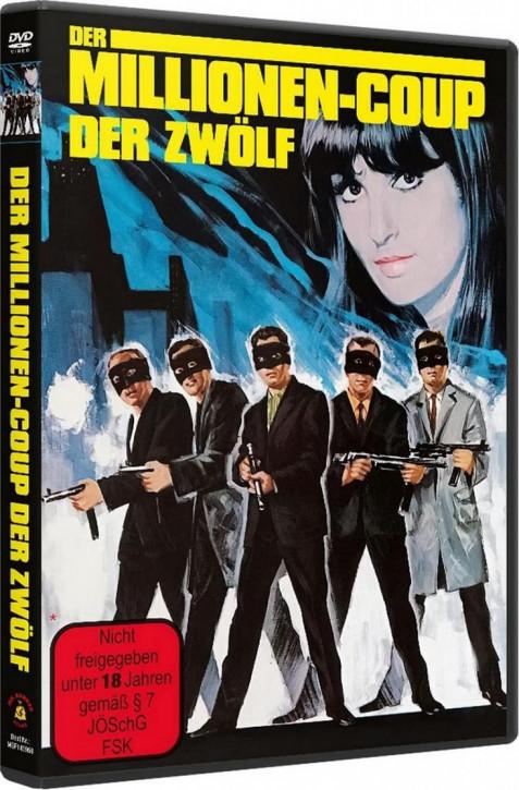 Der Millionen-Coup der Zwölf - Cover A [DVD]