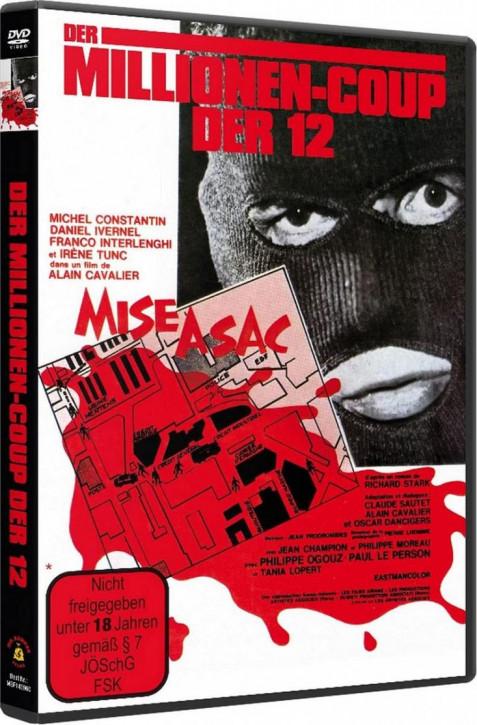 Der Millionen-Coup der Zwölf - Cover B [DVD]