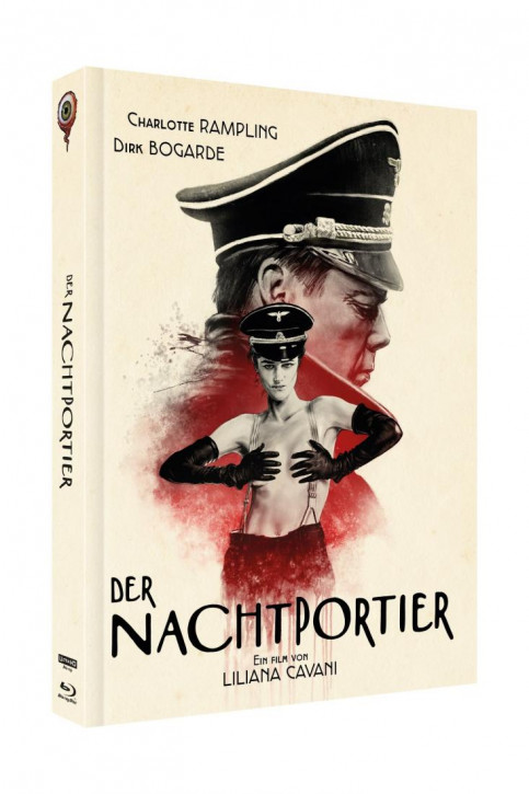 Der Nachtportier - Limited Collectors Edition Cover A [4K UHD+Blu-ray]