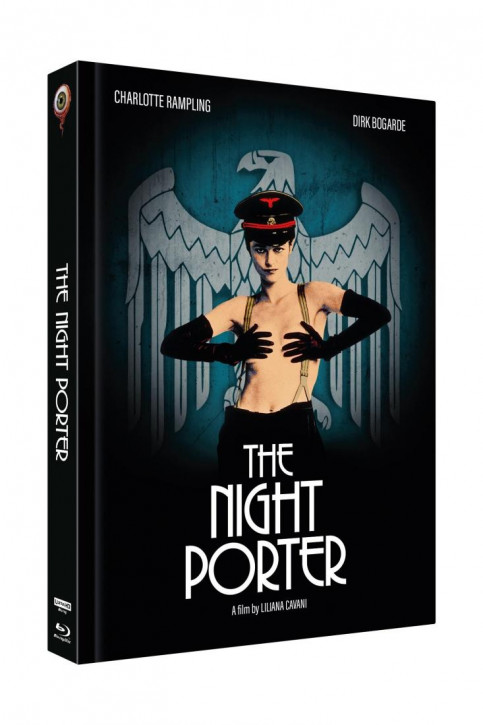 Der Nachtportier - Limited Collectors Edition Cover B [4K UHD+Blu-ray]