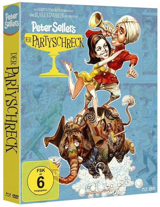 Der Partyschreck - Special Edition [Blu-ray+DVD]