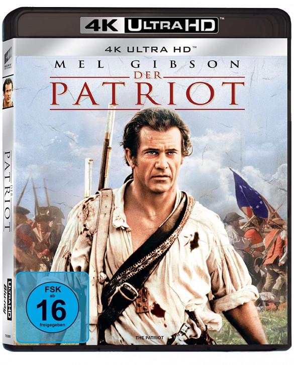 Der Patriot [4K UHD Blu-ray]