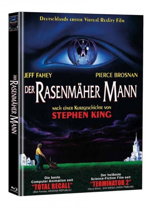 Der Rasenmähermann - Limited Mediabook Edition (Super Spooky Stories #160) - Cover A [Blu-ray]