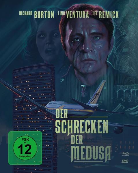 Der Schrecken der Medusa - Mediabook - Cover B [Blu-ray+DVD]