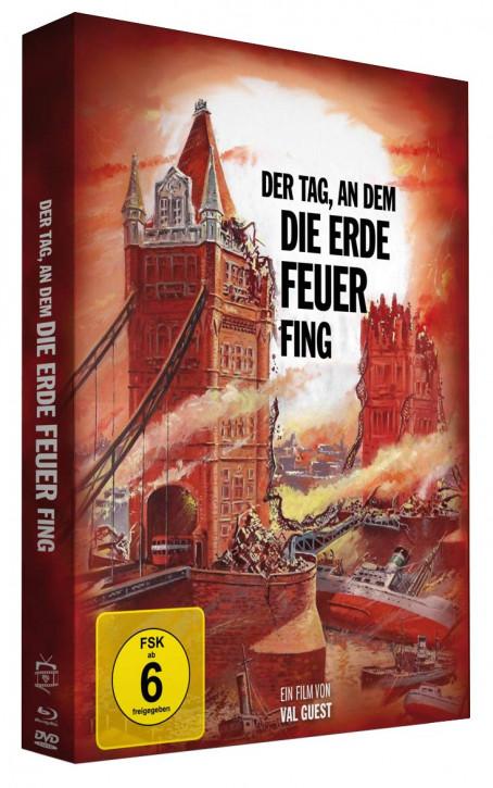 Der Tag, an dem die Erde Feuer fing - Special Edition Mediabook [Blu-ray+DVD]