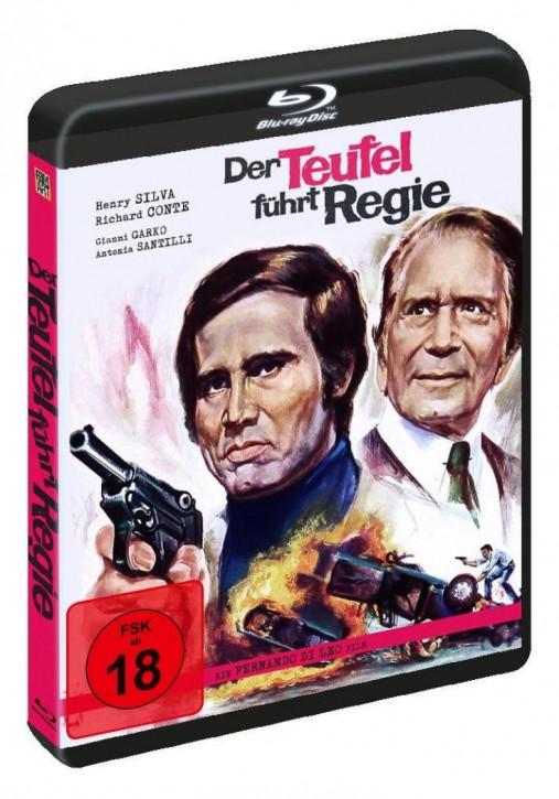 Der Teufel führt Regie [Blu-ray]