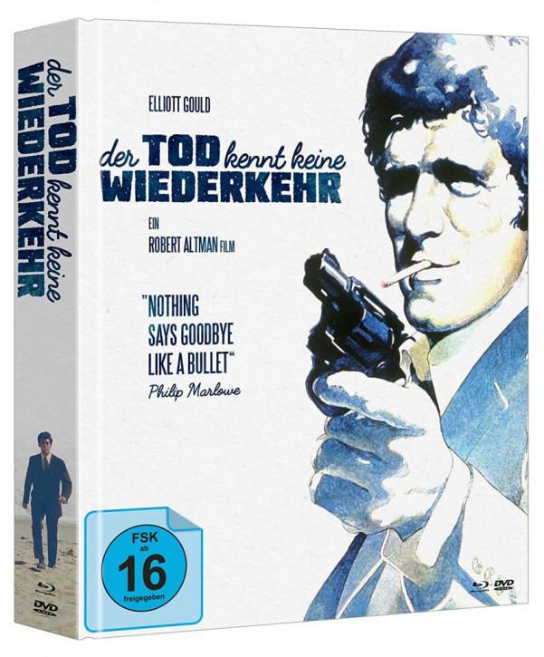 Der Tod kennt keine Wiederkehr -Mediabook - [Blu-ray+DVD]