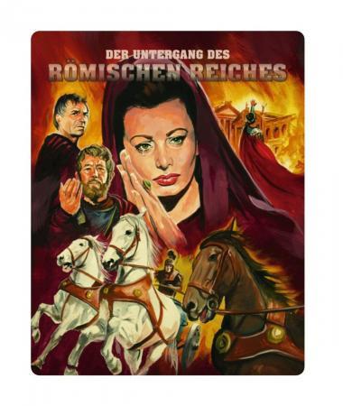 Der Untergang des Römischen Reiches (Future Pak) [Blu-ray]