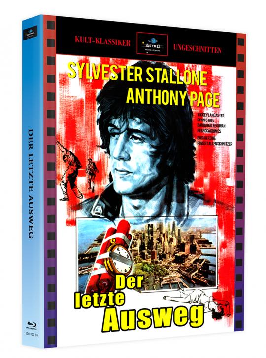 Der letzte Ausweg - Mediabook - Cover A [Blu-ray]