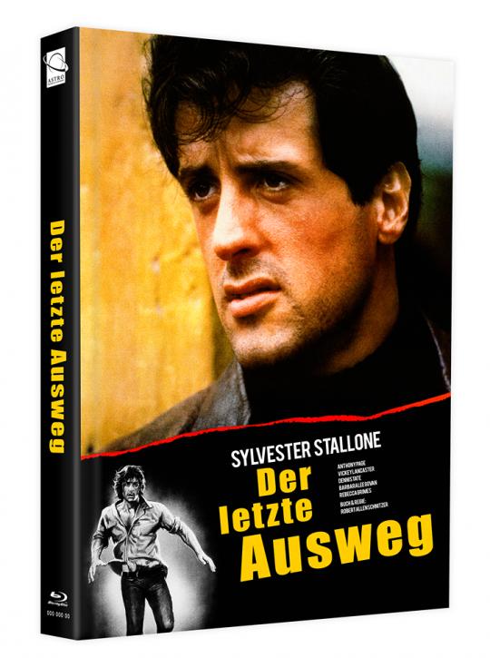 Der letzte Ausweg - Mediabook - Cover C [Blu-ray]