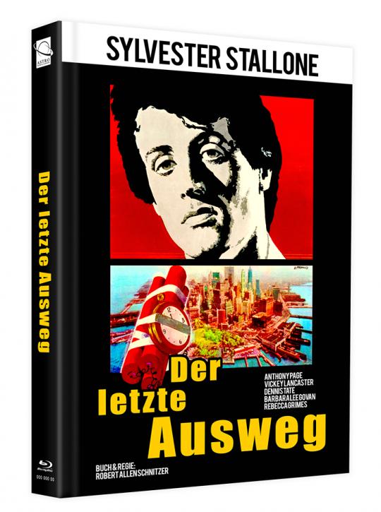 Der letzte Ausweg - Mediabook - Cover D [Blu-ray]