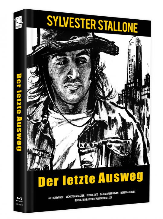 Der letzte Ausweg - Mediabook - Cover E [Blu-ray]