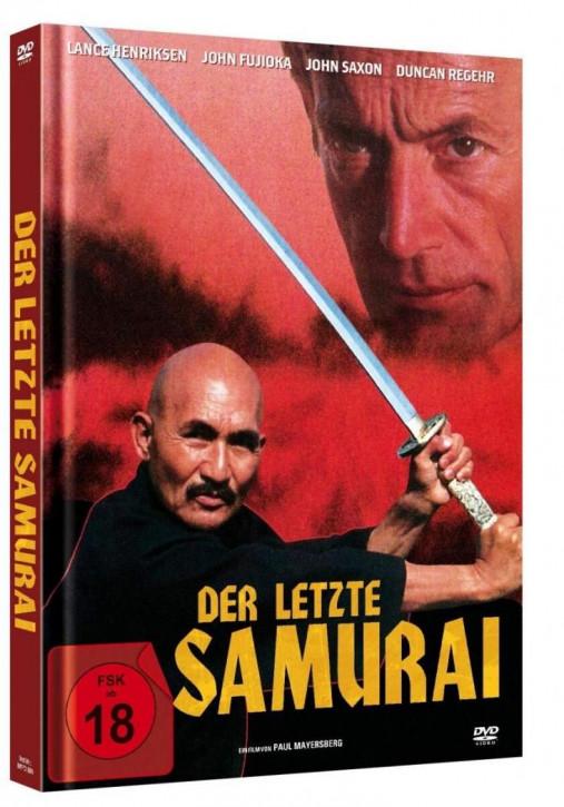 Der letzte Samurai - Mediabook [DVD]