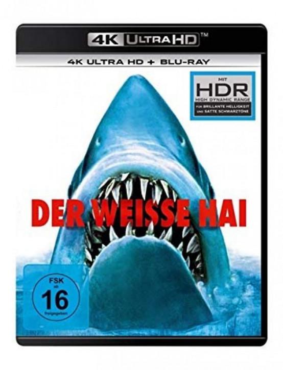 Der weisse Hai [4K UHD+Blu-ray]