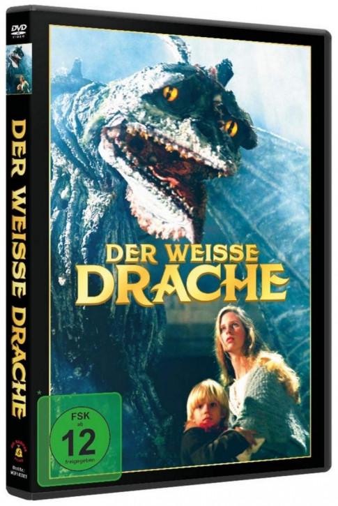 Der weisse Drache - Hüter Des Drachens - Cover A [DVD]