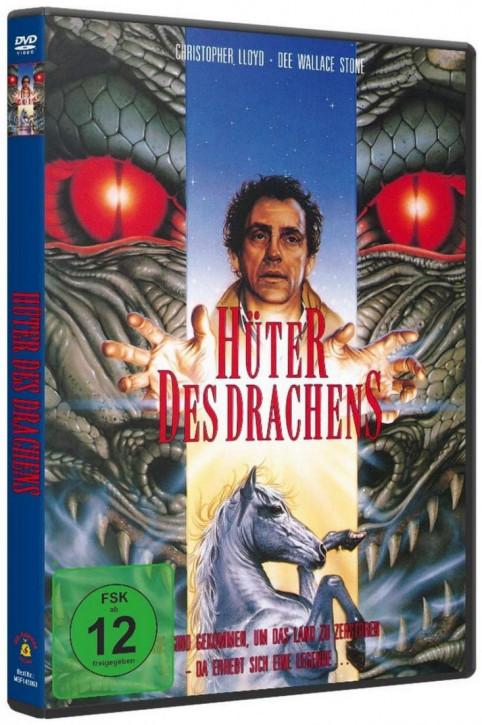 Der weisse Drache - Hüter Des Drachens - Cover B [DVD]