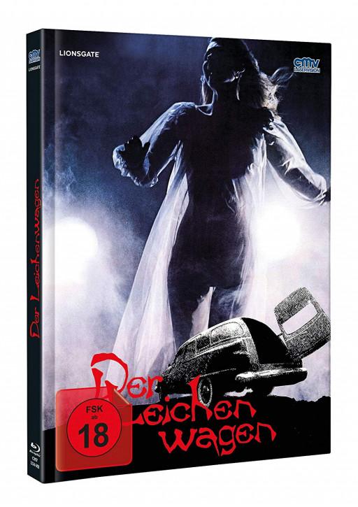 Der Leichenwagen - Limited Mediabook [Blu-ray+DVD]