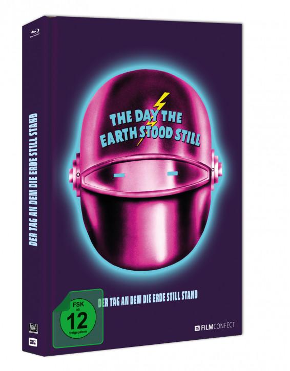 Der Tag An Dem Die Erde Still Stand - Mediabook [Blu-ray]