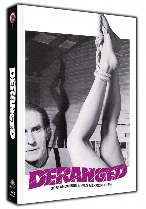 Deranged - Limited Collectors Edition Mediabook - Cover A [Blu-ray+DVD]