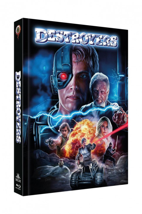 Destroyers - Limited Collectors Edition - Cover C [Blu-ray+DVD]