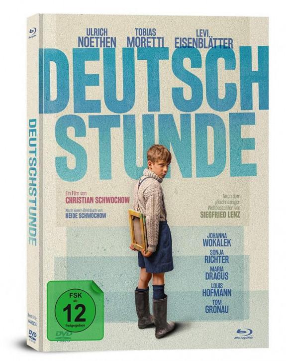 Deutschstunde - Mediabook Edition [Blu-ray+DVD]