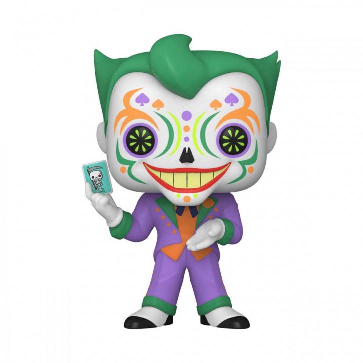 Dia de los DC POP! - Heroes Vinyl Figur 414 - Joker