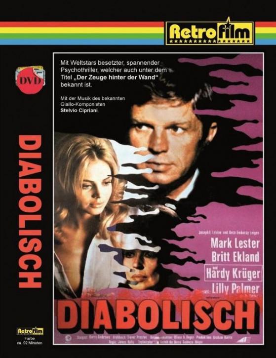 Diabolisch - große  Hartbox [DVD]