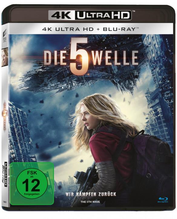 Die 5. Welle [4K UHD Blu-ray]