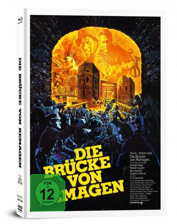 Die Brücke von Remagen - Limited Mediabook Edition [Blu-ray+DVD]