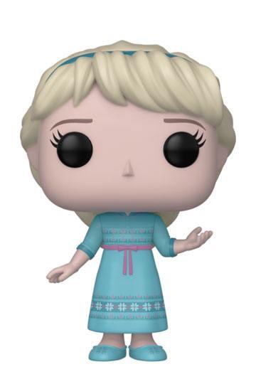 Die Eiskönigin II POP! - Disney Vinyl Figur 588 - Young Elsa