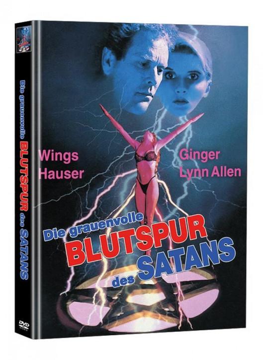 Die Grauenvolle Blutspur des Satans - Limited Mediabook Edition (Super Spooky Stories #52) [DVD]