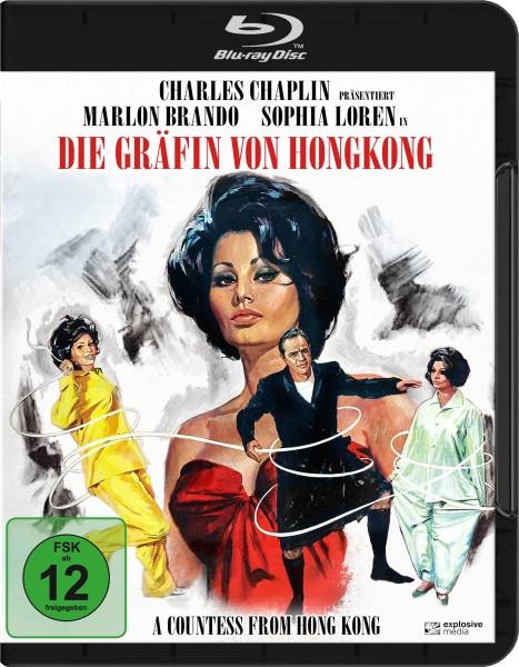 Die Gräfin von Hong Kong [Blu-ray]