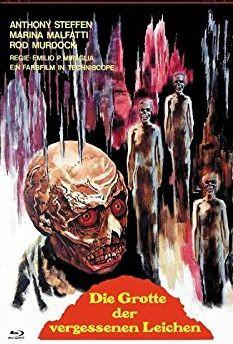 Die Grotte der vergessenen Leichen - kleine Hartbox [Blu-ray]