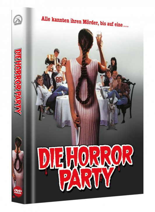 Die Horror Party - Limited Collector's Edition - Cover A [DVD]