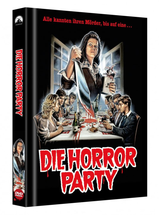 Die Horror Party - Limited Collector's Edition - Cover B [DVD]