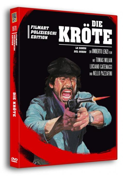 Die Kröte - Polizieschi Edition # 1978 [DVD]